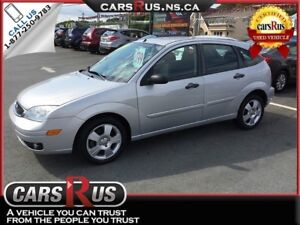 2007 Ford Focus ZX5 SES    NO TAX sale on now....1 week only!!