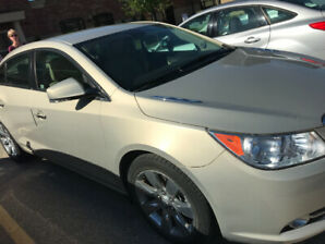 Low Kms!! 2011 Buick LaCrosse - little old lady church car!!