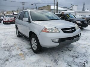 Acura MDX 5dr 4WD Sport Utility 2003