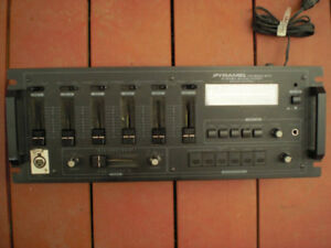 PYRAMID PR-8500 SFX sound effects STEREO MIXER