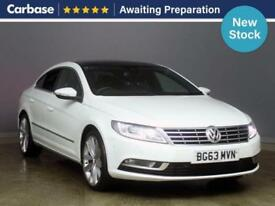 2013 VOLKSWAGEN CC 2.0 TDI 177 BlueMotion Tech GT 4dr Coupe