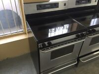 IDEAL ELECTRO CUISINIERE STAINLESS FRIGIDAIRE TAXE INCLU