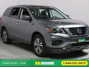 2018 Nissan Pathfinder S CAM RECUL BLUETOOTH GR ELECT MAGS