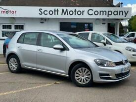 image for 2013 63 VOLKSWAGEN GOLF 1.2 S TSI BLUEMOTION TECHNOLOGY 5D 84 BHP