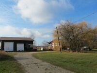 Country property minutes to town! 5.3 acres Melancthon
