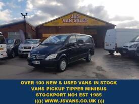 2015 65 MERCEDES-BENZ VITO 113 CDI 136 BHP LONG WHEEL BASE SEPT 2015/65 REG