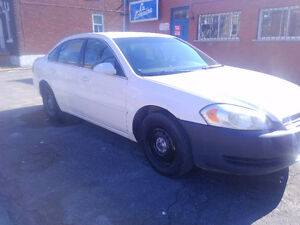 2006 Chevrolet Impala police pack Berline