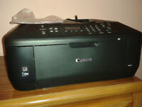 CANON Wireless all in one MX472