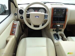 "FORD EXPLORER LIMITED 2008 "" CUIR/ TOIT/ DVD """