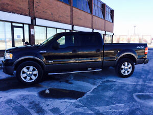 2008 Ford F-150 Crew Cab 4 Door xlt 4X4 Truck SAFETY & E-TEST
