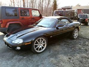 Jaguar XKR100 2002