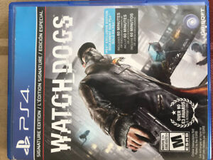 4 Used PS4 Games