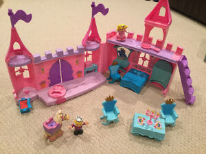 Fisher Prince Kitchen Table Toy