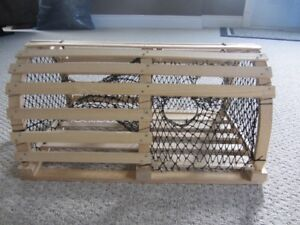 Miniature Replica Lobster Traps - Fully Functioning