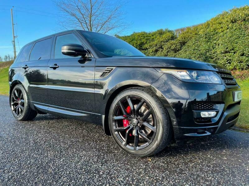 2017 Range Rover Sport 3.0 SDV6 *AUTOBIOGRAPHY DYNAMIC* 7SEATER* LOW MILEAGE*