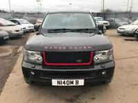 Land Rover Range Rover Sport 2.7TD V6 HSE Auto With Only 87K