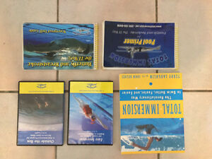 Swimming DVD and book package - Total Immersion