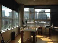 1 MONTH FREE! 2 bedroom/2 bathroom, Old Montreal, for August 1st