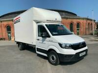 2019 MAN TGE Luton van, MAN Luton Tail lift. MAN Luton T/l