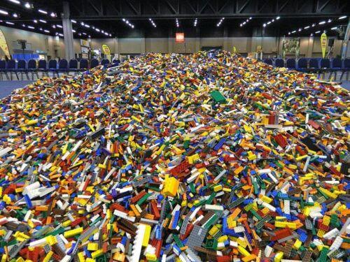 Lego 1-99 Pounds LBS Parts & Pieces HUGE BULK LOT Bricks Blocks Star Wars City