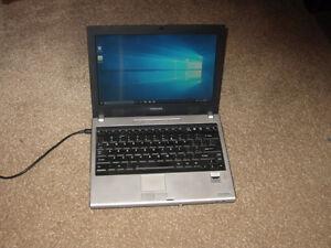 Toshiba Satelite laptop