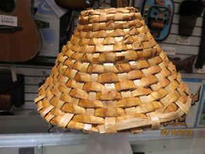 Artist Chief Wayne Bell...cedar weaved Hat