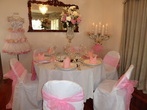 Wedding package (Decoration & DJ) - Starting @ $600 This is a ba
