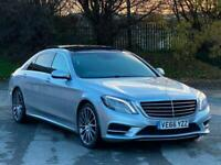 66 Reg Mercedes-Benz S350d 3.0 L AMG Line Executive Premium 9G-Tronic**HIGH SPEC