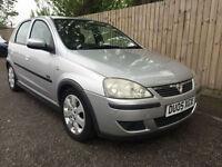2005 05 Vauxhall/Opel Corsa 1.2i 16v SXi 5 DOOR 47.MPG MAY P/X