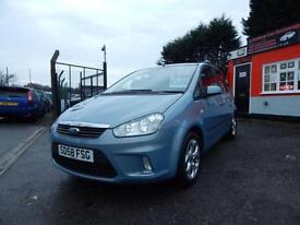 2008 Ford C MAX 1.8 Zetec 5dr full service history,2 keys,1 former keeper,fin...
