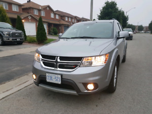 2017 Dodge Journey SXT 7 Pass.