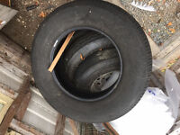 One only Bridgstone Dueler EXT 235/70 R16