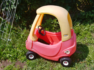 Voiture voiturette little tikes