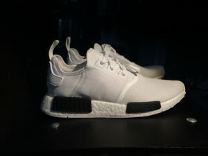 ADIDAS NMD WHITE/BLACK