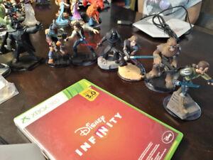 Disney Infinity 3.0 star Wars  (17 figurines) pour Xbox 360