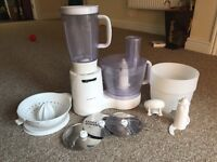 Kenwood twin blender and food processor