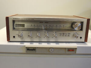 Pioneer SX-450 AM/FM Receiver- Showing Age, sounds Great !