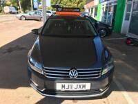 2011 Volkswagen Passat 1.6TDI ( 105ps ) BlueMotion Tech SE 5 Stamps 2 Keys