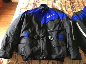 Manteaux / Jackets de moto Reima Cycloak avec Kevlar