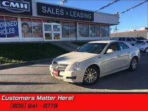 2011 Cadillac CTS Luxury   HEATED LEATHER SEATS, CLIMATE CONTROL