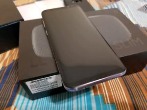 Samsung Galaxy S8 PLUS + Sealed Samsung Slim Box