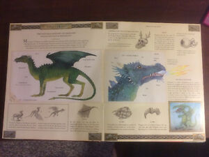 Dragonology: The Complete Book of Dragons Kitchener / Waterloo Kitchener Area image 2