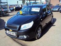 "Chevrolet Aveo 1.4 Petrol-LONG MOT– 2008 Year ""58"" Plate- £1,499"