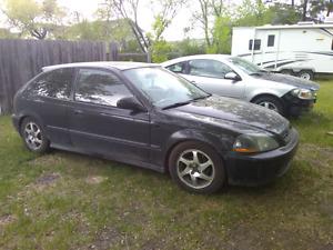 1997 civic hatchback cx