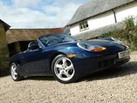 Porsche 986 Boxster 2.5 - 67k, full history, 4 owners, excellent condition