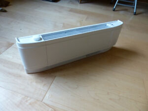 "New Baseboard Heater - 500W, 240V, only 20"" wide"