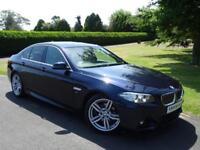 BMW 5 SERIES 520D M SPORT 2014/64