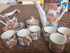 Japenese coffee set