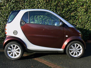 2006 Smart Fortwo passion coupe Coupe (2 door)