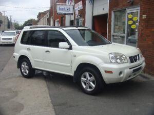 2006 Nissan X-TRAIL SE VUS